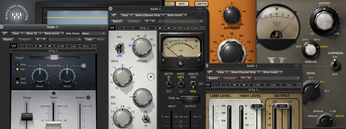 VST plugins and instruments