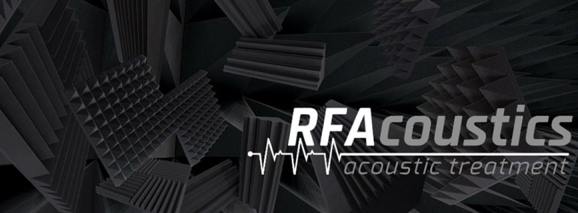 RFAcoustics- acoustic treatment
