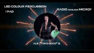 Tropical House Deep Percussion - Ale TOKO LOCO promo 2019 live party music
