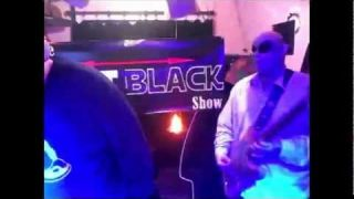 Matt Black Show-Cazzy the Alien w DJ Reddman